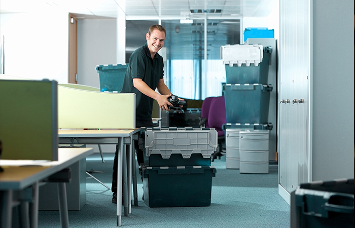 Office Moving Services for Moncton - Geldart's